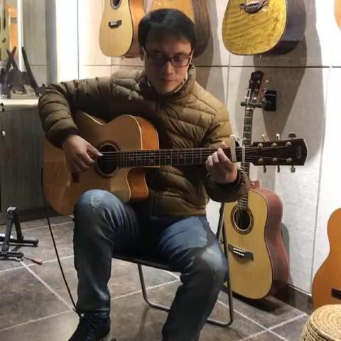 吉他和双萨克斯《雪绒花》