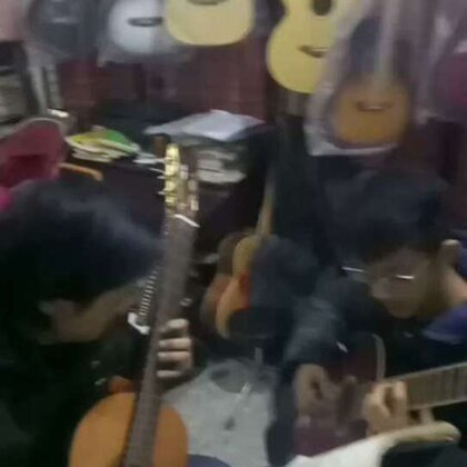#U乐国际娱乐##古典吉他合奏#九级曲目