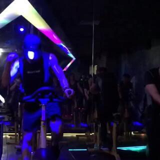 #运动##音乐##动感单车#张教练单车视频