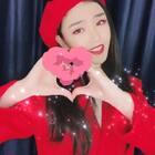 新年就要大红妆~中国红送给你们😘#莫名其妙爱上你##魔法涂鸦#