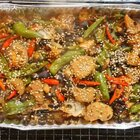 〈菌菇烩鱼〉鸡枞菌+猴头菇+鲫鱼,三鲜合一。。#海椒记##美食#