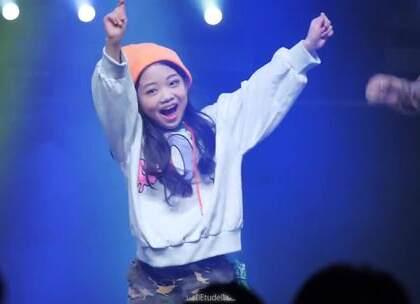 【Oh My Hipop Girls】#kidsplanet##StarCastle##爱豆学院# 2018.01.24 罗夏恩 粉丝见面会 表演 CUT@罗夏恩Haeun