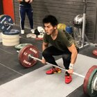 2+1 hang Clean and Jerk