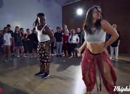 【vhiphop.com】Willdabeast Adams & Janelle Ginestra 编舞 Cockiness.mp4| 精彩舞蹈视频尽在唯舞#舞蹈##vhiphop##唯舞#