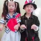 #我的少林梦手势舞##舞蹈##美拍大学南京站#大雪下个没完,活动结束之后大家都走不掉了,心怡妈又逮着两娃,乖宝和心怡@赵心怡的梦想 又一起拍了萌萌哒手势舞😄祝所有南京之行的哥哥姐姐们一路平安🙏