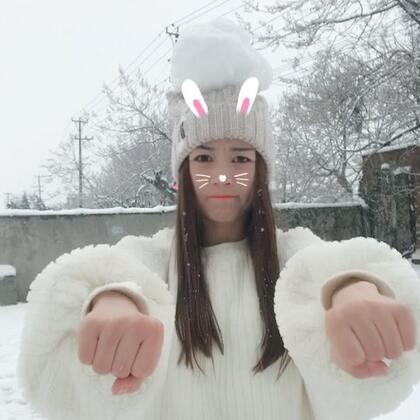 #精选#下雪天没知觉