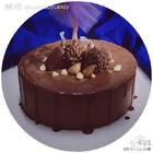 好久没更新了,巧克力芝士蛋糕,巧克力控的最爱哦😘#美食甜品#