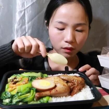 吃一份鸡腿饭~和二又家的脏脏包~ 原速链接:http://www.bilibili.com/video/av18848675