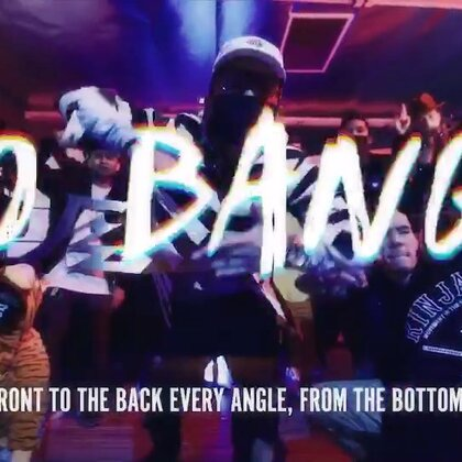【The Kinjaz Present: GO BANGO】Special thanks to each and every person who put their love into this project to make it come to life.🐯💥#舞蹈##kinjaz#
