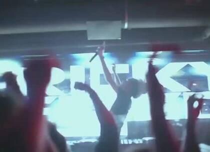 Ricky Remedy 在圣地亚哥的表演🔥🔥 #电音##嘻哈##夜店#