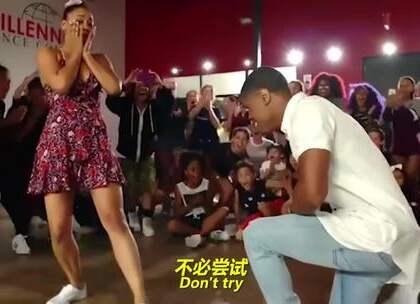看过那么多情侣舞,这个最虐!❤