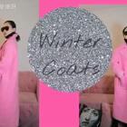 长线条大衣+酷酷的🕶️:承包冬天的时髦单品!#穿秀@我要上热门#