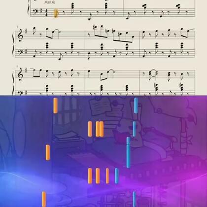 《旅行青蛙》BGM是这样演奏的~#U乐国际娱乐##旅行青蛙##钢琴#