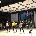 这次去舞邦学习的小片段。记录📝舞蹈生活。Keep on dancing💃🏻