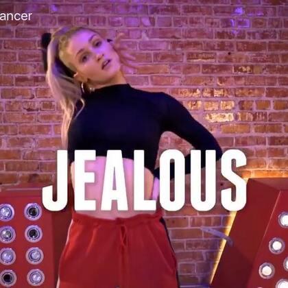 #音乐# Kehlani - Jealous #舞蹈# Choreography by Delaney Glazer