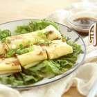 做了一盘【肠粉】被妈妈表扬了😁没个三五盘不下桌啊~我也不知道怎么介绍,反正就是又简单又好吃。#美食##木籽食语#
