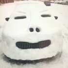 忽略魔性的笑声#下雪天#
