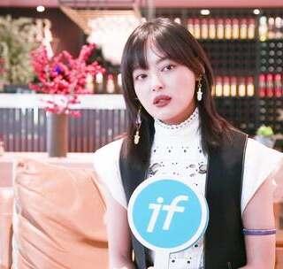 """辛芷蕾如何评价给自己的""""国际巨星""""定位?#辛芷蕾##国际巨星#"""