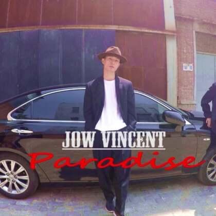 Jow Vincent 编舞 PRARDISE 那个夏天在北京穿了一套复古西装,跳了一支#舞蹈##jowvincent#@RMB鑫儿Amy 拍摄🎬,美拍记录!