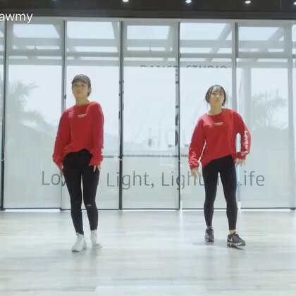来个双人的#MayJLee-Drops#是不是很多人喜欢这个舞💃#我要上热门@美拍小助手##舞蹈#