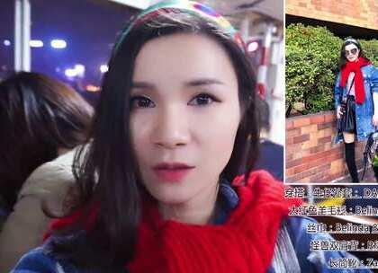 VLOG 1:Belinda小彬老师1月份去香港游学都经历了什么趣事?一起来看到达第一天的VLOG吧~最后还有惊艳穿搭分享哦!😘😘👻👻#:美妆时尚##穿秀##我要上热门#@美拍小助手@时尚频道官方账号