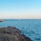 喜欢大海很蓝的样子