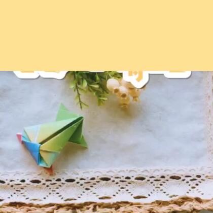 会动的旅行青蛙,你家的蛙儿子旅行回来了吗?没有就做一只吧!😜#精选##手工#