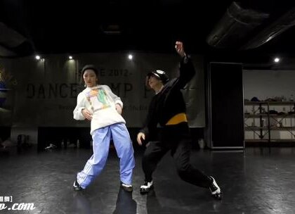 【唯舞】Yoshie & Hana 编舞 Music's Got Me Going Wild.mp4| 精彩舞蹈视频尽在唯舞#舞蹈##vhiphop##唯舞#