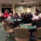 小区组织的打牌活动 ,纯属娱乐👍🤪最终只能有一个赢家 ✌🏼