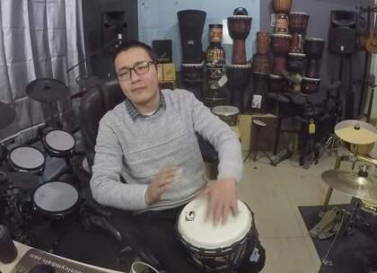 #U乐国际娱乐##手鼓##非洲鼓# 手鼓 非洲鼓 雨一直下 凯文先生 丽江手鼓