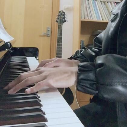 爱情转移 钢琴 陈奕迅Eason#音乐#
