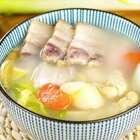 春天尝起来是什么味道?吃过腌笃鲜你就知道啦#美食##华谊明星##我要上热门#