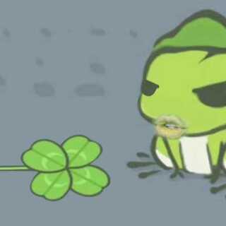 谁能想到…离家出走的蛙儿子在外面竟然是个女装大佬!