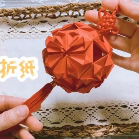 【爱手工的小番茄美拍】红灯笼高高挂,幸幸福福过大年,...