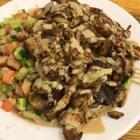 蔬菜和肌肉、真的很好吃 😋#吃秀##好吃#