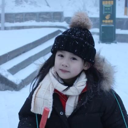 这才是冬天,美美的风景美美的你