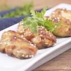 #美食##小吃#一分钟教会你做孜然鸡翅,外焦里嫩,吃一口回味无穷!