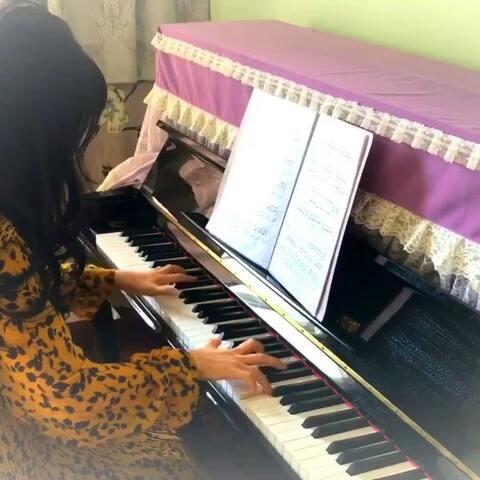 【77公主💖爱音乐👑美拍】#音乐##精选##钢琴# 这首《克罗...