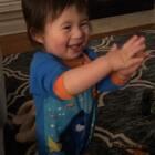 #宝宝##一起欢笑一起疯# 😂😂👏👏😘