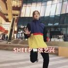 #张艺兴sheep舞#明天我会分享上条视频的福利哈~#精选#新的一年新的开始❤️#舞蹈#@美拍小助手
