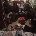 二场儿小聚会,今天我吃了得有一整条带鱼#吃秀##美食##锅儿姐就不嚼#