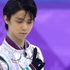 仙的不要不要的羽生结弦,在平昌冬奥会蝉联花样滑冰男单冠军,完美的冰上舞姿是这样滴~