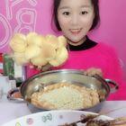 烤鱿鱼➕汤圆饺子!初二快乐呀✌️