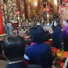 #跟著強哥逛台灣#咱小鎮 財神廟 香火鼎盛。主席返鄉。