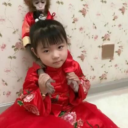 #萌宝新衣秀#
