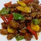 #美食##家常菜##热门#想吃菠萝咕咾肉,但没有菠萝只好做没有菠萝的咕咾肉了😊