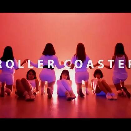 #舞蹈##我要上热门##金请夏- roller coaster#Roller Coaster Dance cover by The Shadow from Vietnam 有没有觉得我们小姐姐瘦了好多😘