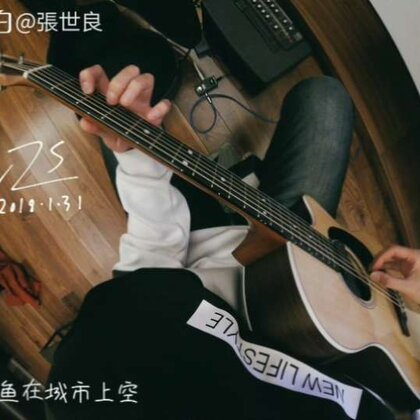 梦 吉他轻音乐原创#音乐#