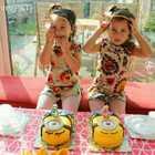 俩小可爱们4岁了!!!#p&t生日##p&t birthday##p&t4岁#