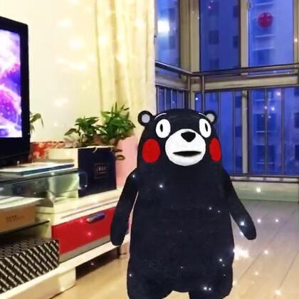 #可爱的熊本熊#🙆🏻♀️#熊本熊跳舞#